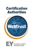 Logotipo Certification Authority WEBTRUST